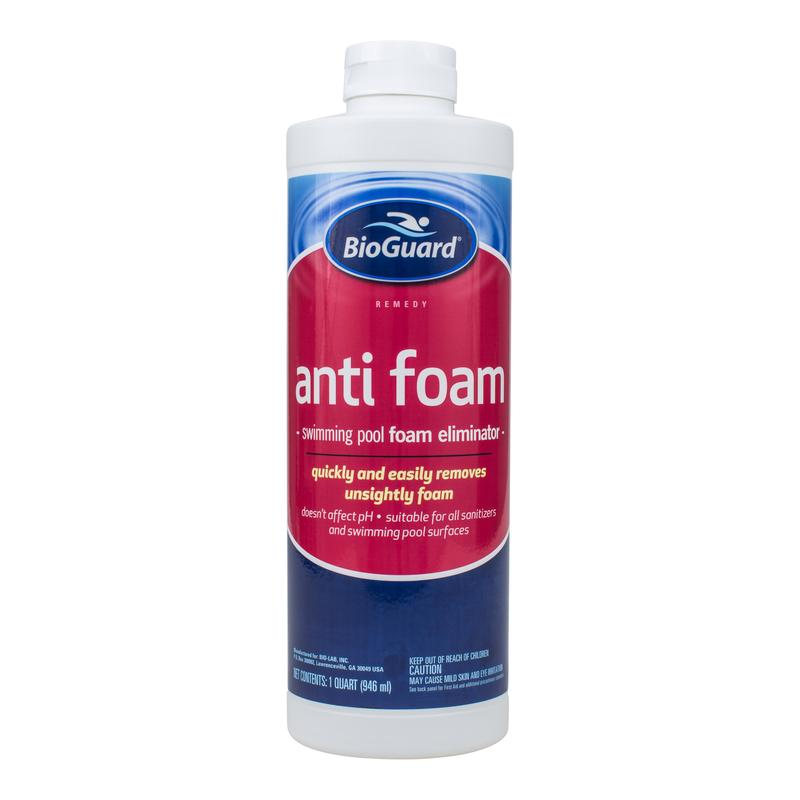 SpaGuard Anti Foam